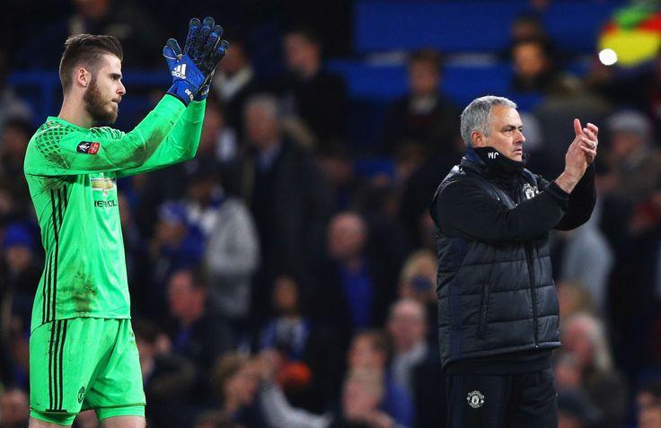 Manchester United Transfer News: Groundhog Day for José Mourinho and David De Gea?