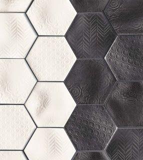Oltre 25 fantastiche idee su piastrelle esagonali su pinterest favo piastrella e piastrella a - Piastrelle esagonali colorate ...