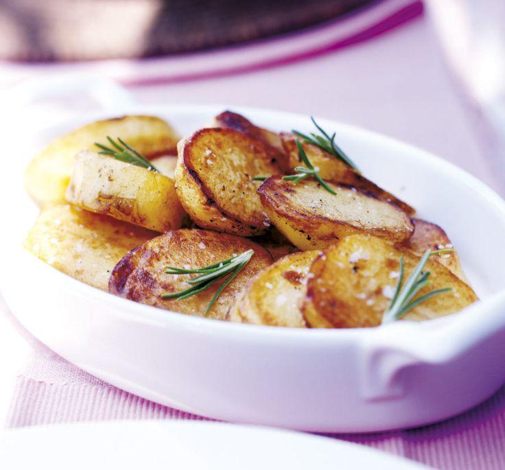 Fondant-potatis