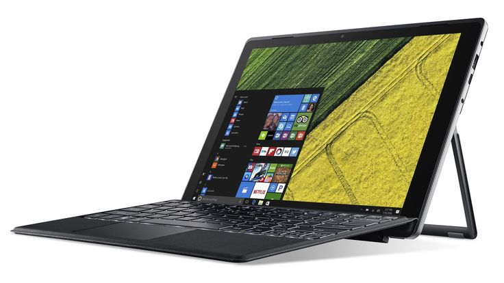 Acer announces new 2-in-1 with silent, fanless cooling system