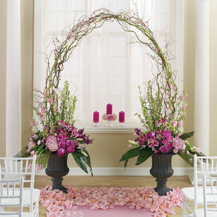 Wedding Arch Decorations For Sale: 124 Best Sanctuary Decor Images On Pinterest
