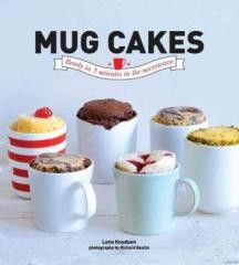 Mug Cakes: Self Melting Cakes Ready in 5 Minutes Shares over thirty recipes for cakes that can be prepared in the microwave in five minutes, including options for basic flavors as well as for unusual
