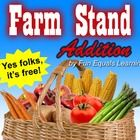 Farm Stand Addition is a great way to teach addition as a real life math activity. There are two sheets with four types of food shown on each, whic...
