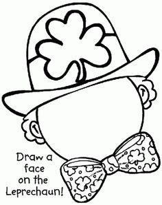 St Patricks Coloring Pages