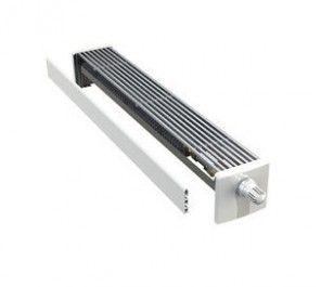 Конвекторы напольные. Напольные конвекторы отопления Minib COIL - SP0 Артикул: 143-156-900 Напольный конвектор отопления Minib COIL - SP0 - это быстрореагирующий отопительный прибор с новым дизайном, относящийся к серии напольных конвекторов MINIB без вентиляторов.