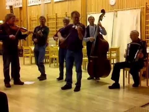 Zweedse volksmuziek -  de Öje mars
