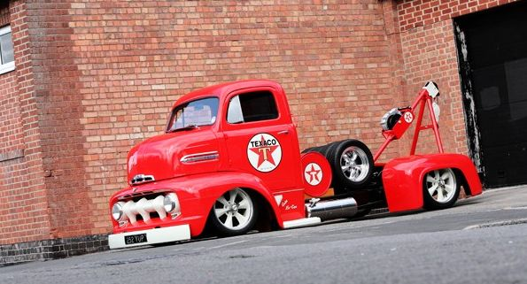 1951 ford coe tow - photo #20