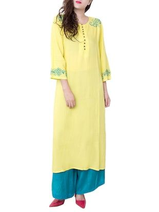 21593fee7f1 Checkout  Favourite pick....beautiful straight kurtas  by  Kriti Suman . See  it here https   www.limeroad.com story 5b59c6674c…