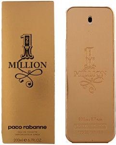 PACO RABANNE 1 MILLION EDT 200 ML é um artigo premium de PACO RABANNE(Paco Rabanne é um nome conhecido em todo o mundo.). Na Essência do Perfume temos uma ampla selecção de Perfumes PACO RABANNE 1 MILLION EDT 200 ML da melhor qualidade e ao melhor preço.