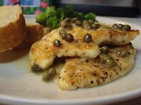 Giada's Chicken Piccata