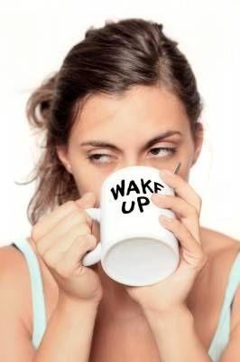 tired wake up, low potassium xan ve cause of tiredness, leg cramps, irregular heartbeat for eg.