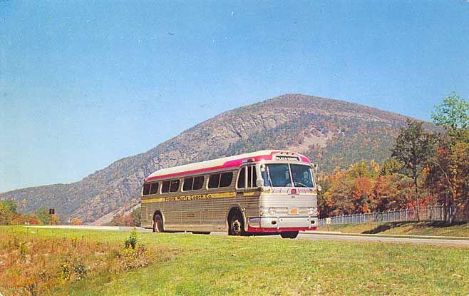 Martz bus GM