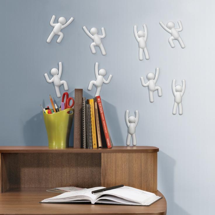 umbra climber wall decor set of 9