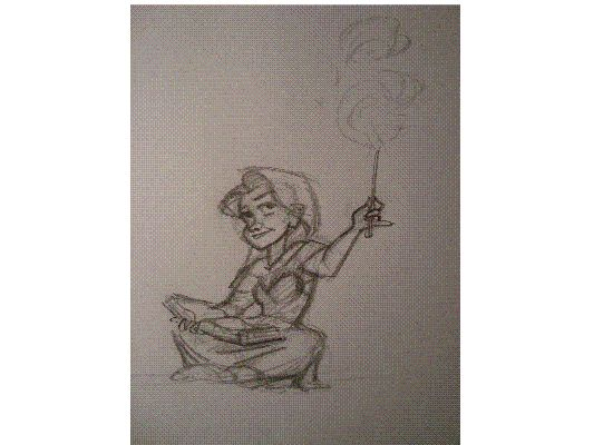 Mia needs more reading light (Sorceress in training) threefootgiraffe.blogspot.co.nz