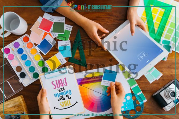 Sani It Consultant Give Your Business Or Brand A New And More Professional Creative Look Explore Top Designs In 2020 Brand Colors Graphic Design