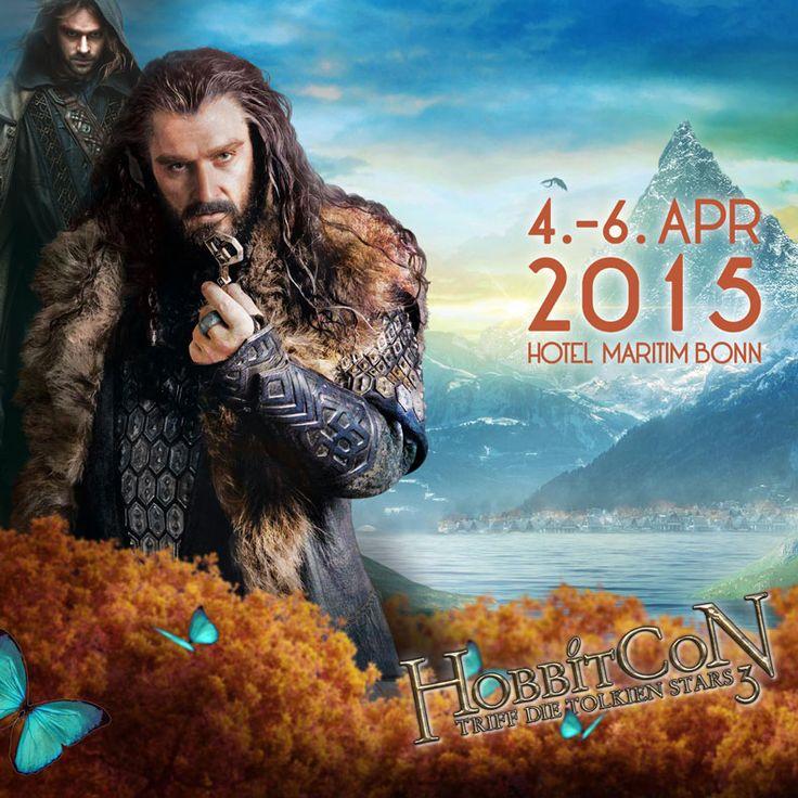 Hobbitcon 4-6 April, 2015