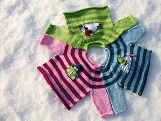 Buddy Sweaters