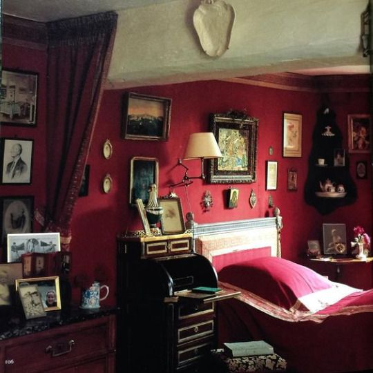 661 Best Images About Color Red Rooms I Love On Pinterest