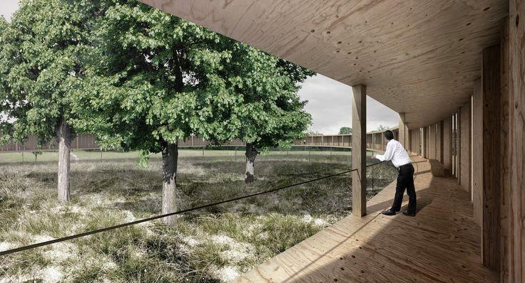 Chmel Architekti: The Øya Festival Icon - 120 Hours 2014 Competition