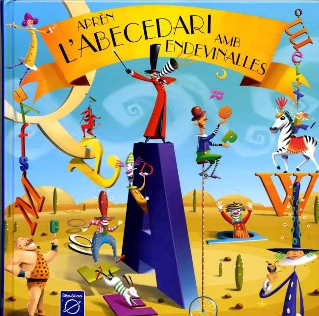Avui us presento diversos recursos, materials, llibres i activitats per tal d'aprendre i treballar l'abecedari amb els infants. Trobo que n'hi ha alguns que són molt interessants de conèixer i de fer servir. Espero que us siguin útils! (...) *Segueix llegint a http://educacioilestic.blogspot.com.es/2012/01/treballem-labecedari.html