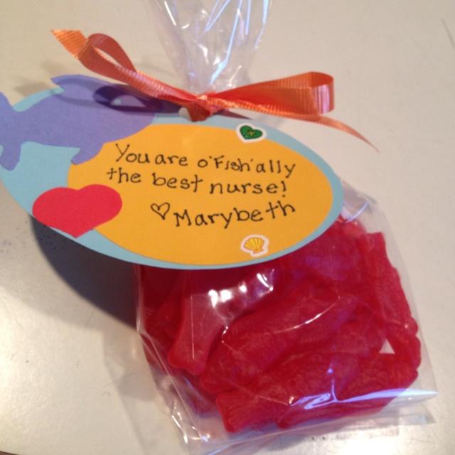 Nurse Appreciation Gift To Make :)