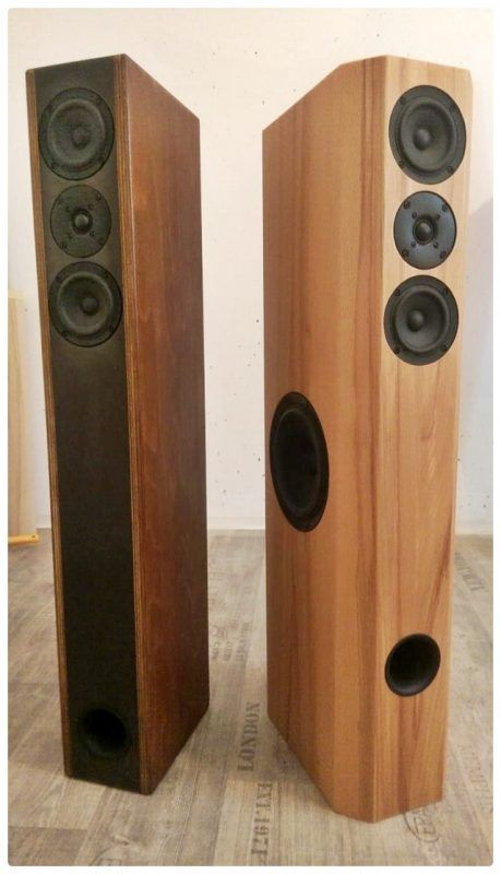 108 best lautsprecher diy speaker images on pinterest speakers architecture and arduino audio. Black Bedroom Furniture Sets. Home Design Ideas