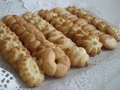 Facili biscotti preparati con la farina di riso - Ricetta Altro : Biscotti con farina di riso da Francesco82