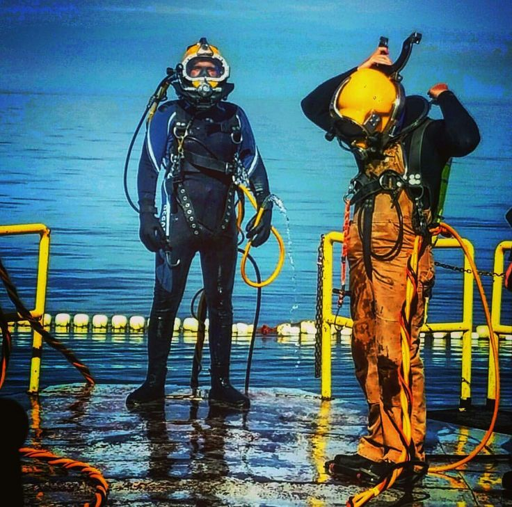 Pin by John T Reminger on Commercial Diving...my friends ...