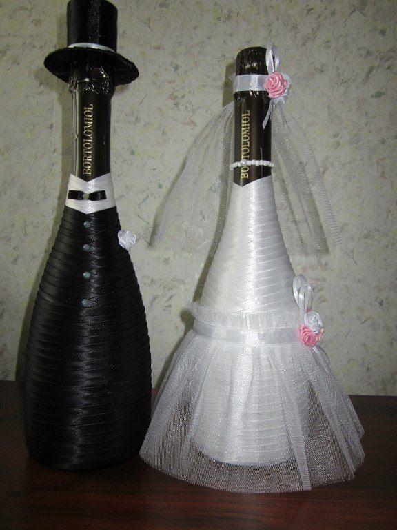 Свадебные украшения своими руками   1 010 фотографий