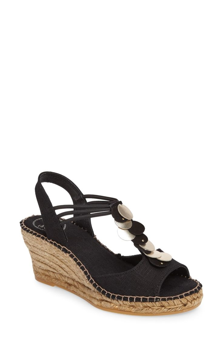 Buy TONI PONS Sitges Espadrille Sandal online. New TONI PONS Sandals. [$134.95] SKU YHYS70129DPTB24444