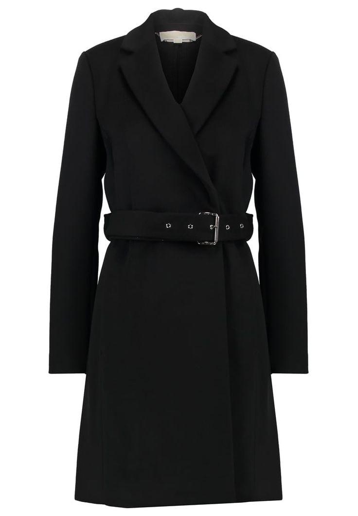 MICHAEL Michael Kors Wollmantel / klassischer Mantel black Premium bei Zalando.de | Material Oberstoff: 52% Wolle, 30% Polyester, 15% Viskose, 3% Polyacryl | Premium jetzt versandkostenfrei bei Zalando.de bestellen!