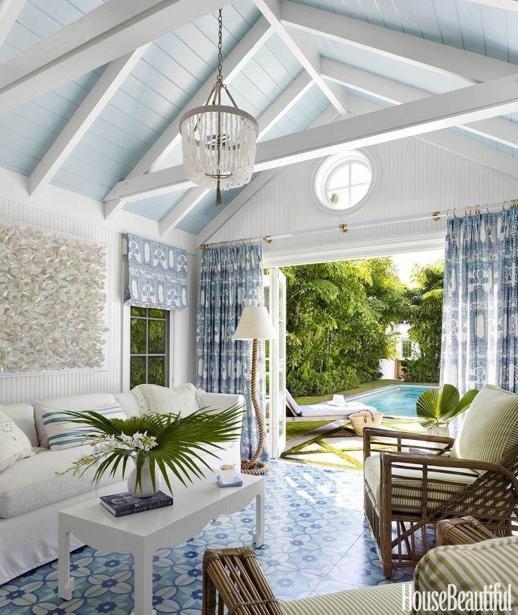 58 easy breezy beach house decorating ideas 47 ...