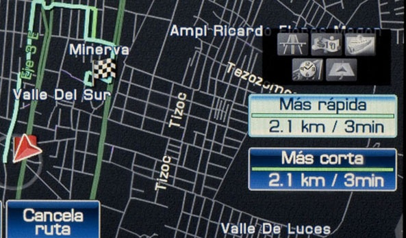Ford Lobo SVT Raptor tiene los mejores avances tecnológicos. Con MyFord Touch® localizas puntos de interés en un mapa 3D de México, EU y Canadá; además, almacenas hasta 2,400 canciones en su disco duro y guardas tus fotos para personalizar la pantalla. Utiliza SYNC® el sistema más avanzado con el que no necesitas quitar las manos del volante para responder llamadas de celular, reproducir canciones de MP3 y programar tu GPS; ya que todo lo controlas por comandos de voz.