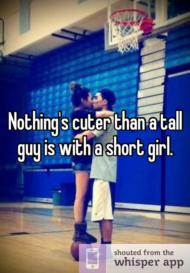 Tall Guy Short Girl Quotes