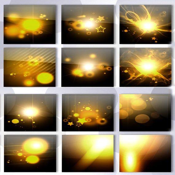 Golden Light Stars Bokeh Png Overlay Sun Lens Flare Sunlight Etsy Bokeh Png Lens Flare Golden Lights