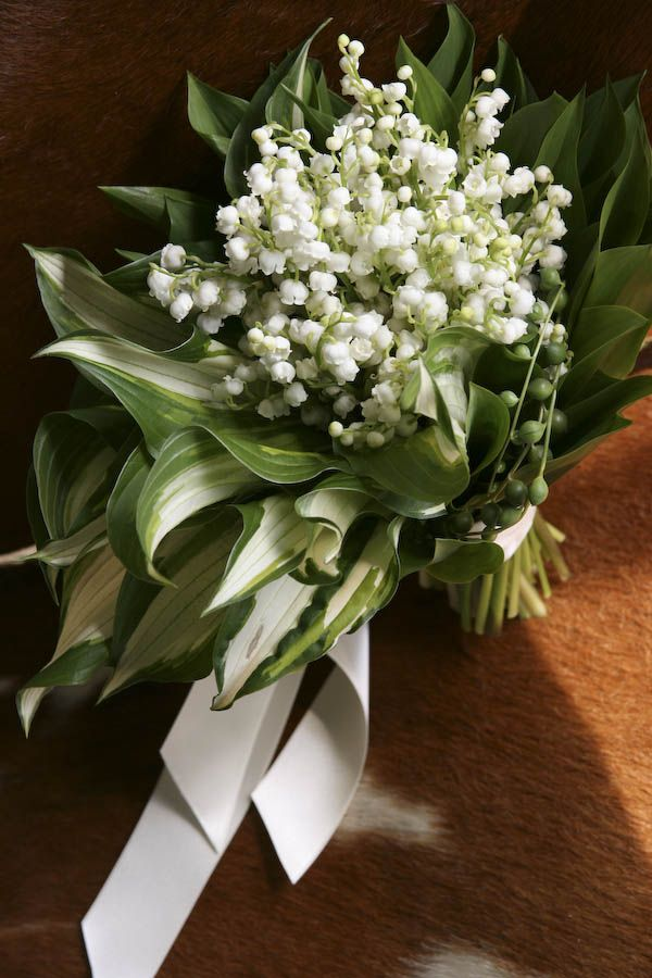 wedding bouquet Lily of the Valley ブーケ すずらん
