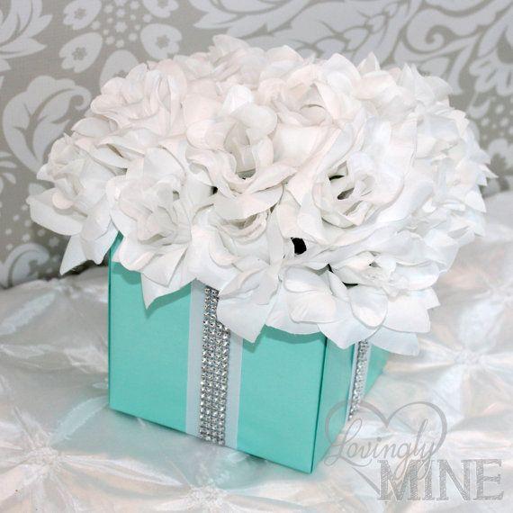 Tiffany Wedding Ideas: 177 Best Ariauna's Sweet 16 Images On Pinterest