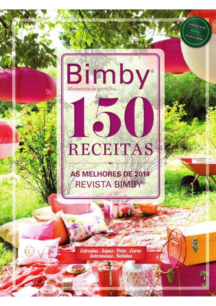 Livro de receitas Bimby