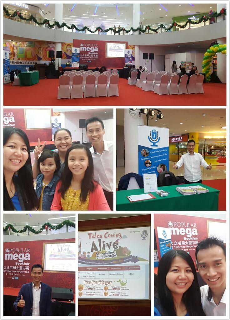 Kids Public Speaking Nationwide Tour - 2nd stop, Sabah. #KidsPublicSpeaking #kidspublicspeakingnationwidetour #sabah  #johanspeakingacademy