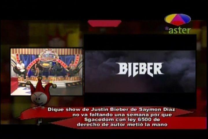 Concierto De Justin Bieber En Peligro Faltando Días Para El Gran Día Por Problemas Con Sgacedom De Derechos De Autor
