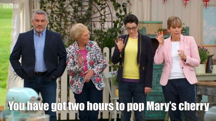 32 of the greatest Great British Bake Off innuendos this ...