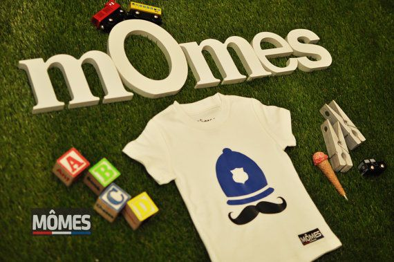 Momes design100 Certified Organic cotton kids boys by MomesStore, $25.00