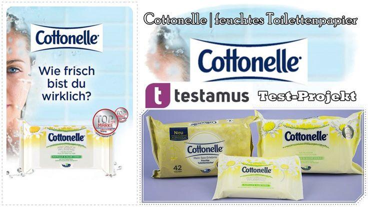 Cottonelle   feuchtes Toilettenpapier - Susi und Kay Projekte Über das #Testportal #Testamus durften wir #FeuchtesToilettenpapier von #Cottonelle testen. In unserem #Testbericht findet ihr noch mehr Infos zum #Test