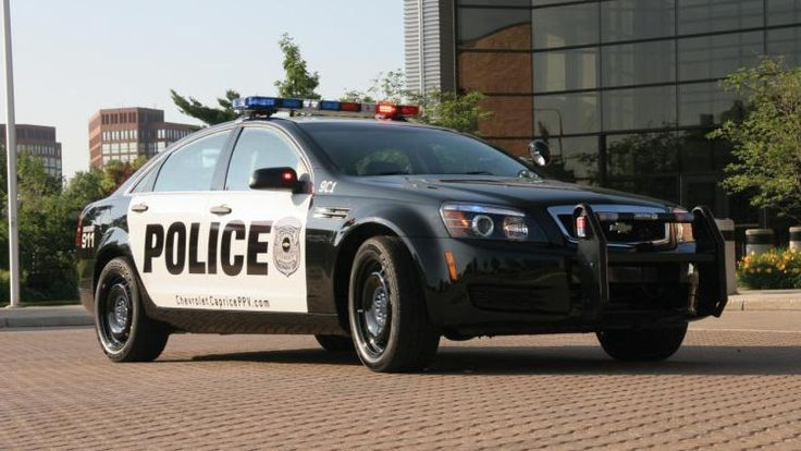 Chevy boasts about Caprice PPV performance in Michigan State ...