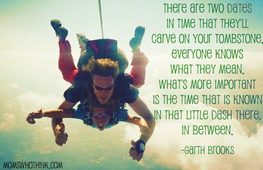 What will you do with the dash between the dates? #Life #Quotes