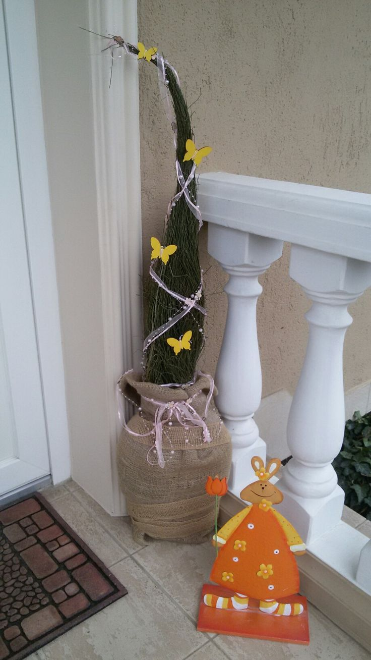 Zanót húsvéti díszben