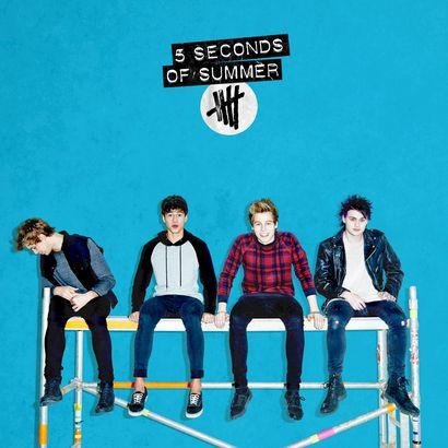 5 Seconds of Summer - 5 Seconds of Summer (Deluxe Edition) - Only at Target