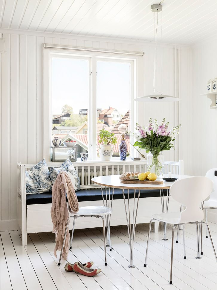 AN IDYLLIC HOME IN THE SWEDISH COUNTRY SIDE THE STYLE FILES