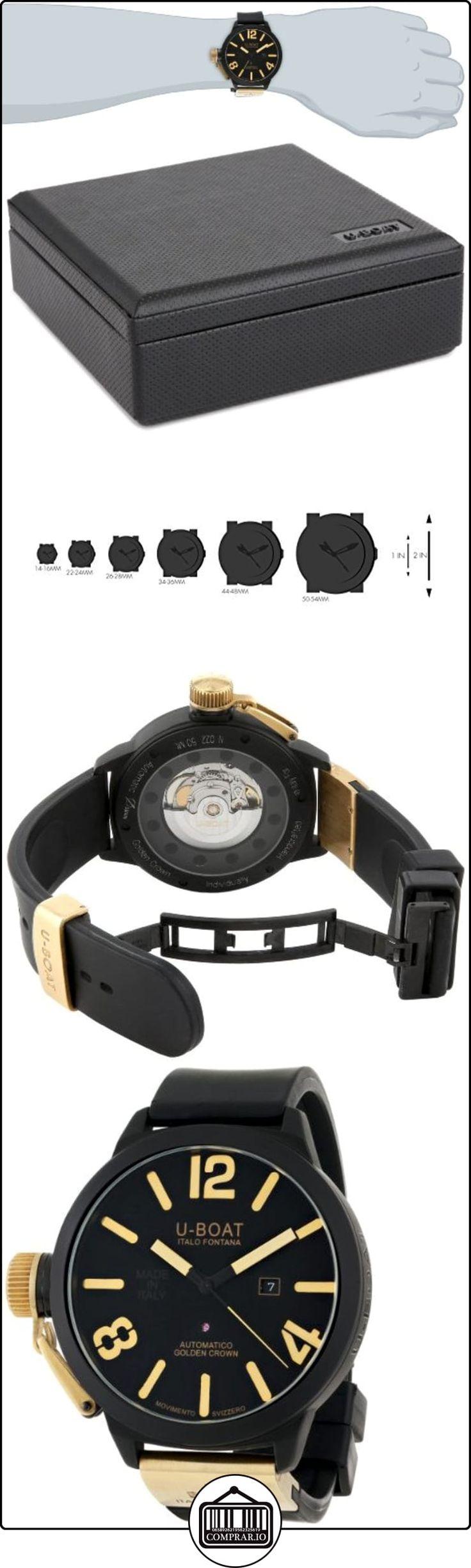 U-Boat 1215 - Reloj para hombres de  ✿ Relojes para hombre - (Lujo) ✿