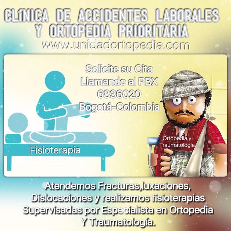 Unidad Especializada en ortopedia y traumatología en Bogotá - Colombia